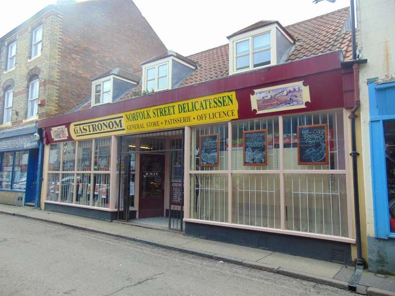 2 Bedrooms Showroom Commercial for sale in West Street, Wisbech, Cambs, PE13 2LY