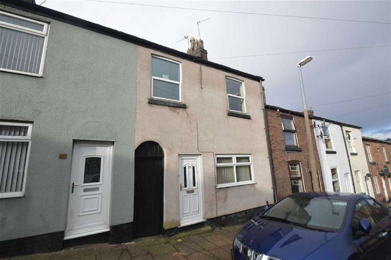 3 Bedrooms Terraced House for sale in Mill Road, Macclesfield