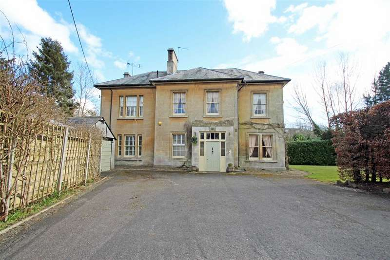 4 Bedrooms Detached House for sale in Stokes Road, Corsham, Wiltshire, SN13