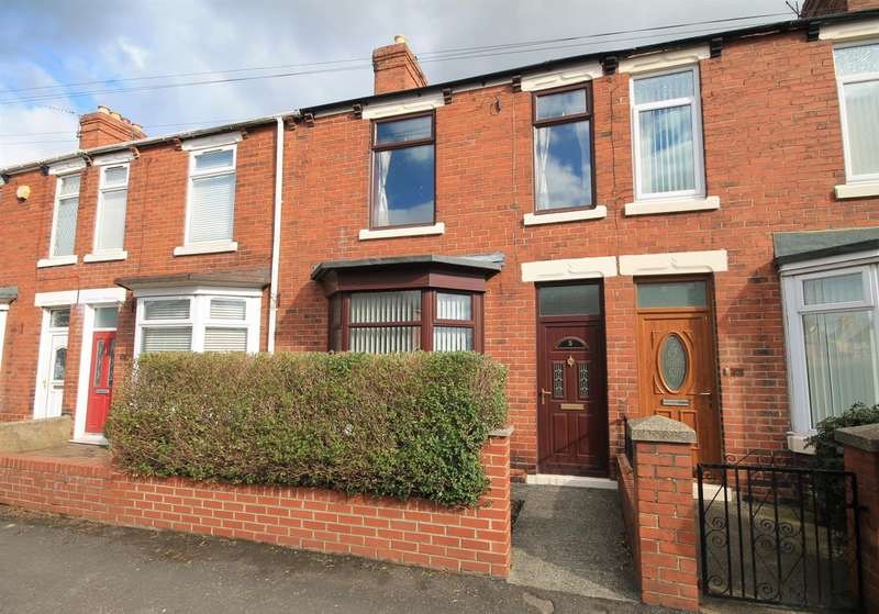 2 Bedrooms Terraced House for sale in Harley Terrace, Sherburn Village, Durham