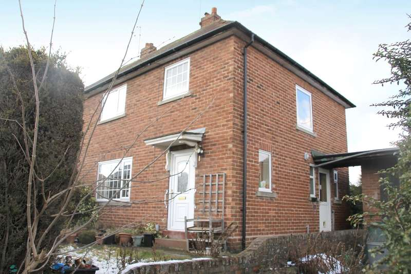 3 Bedrooms Semi Detached House for sale in Stockwell Drive, Knaresborough, HG5 0LH