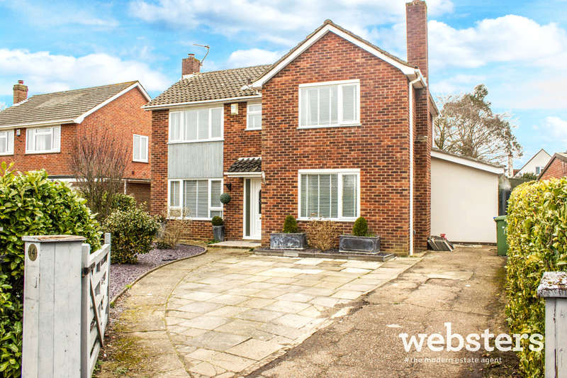 4 Bedrooms Detached House for sale in Constable Road, Norwich NR4