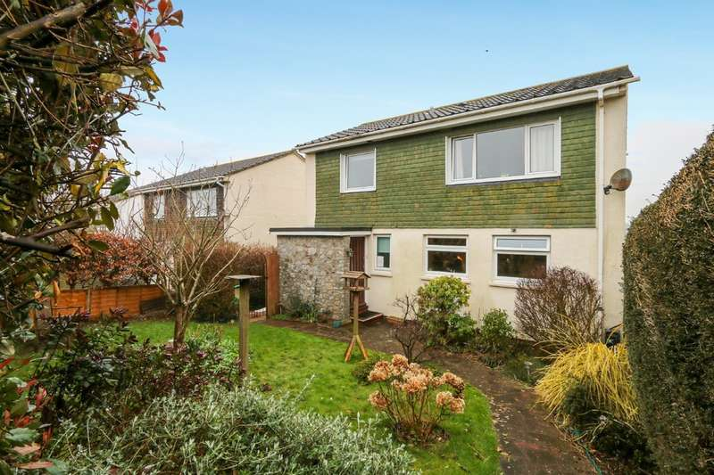 3 Bedrooms Detached House for sale in Exeter Road, Teignmouth