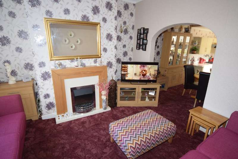 2 Bedrooms Terraced House for sale in Dominion Street, Walney, Cumbria, LA14 3BW