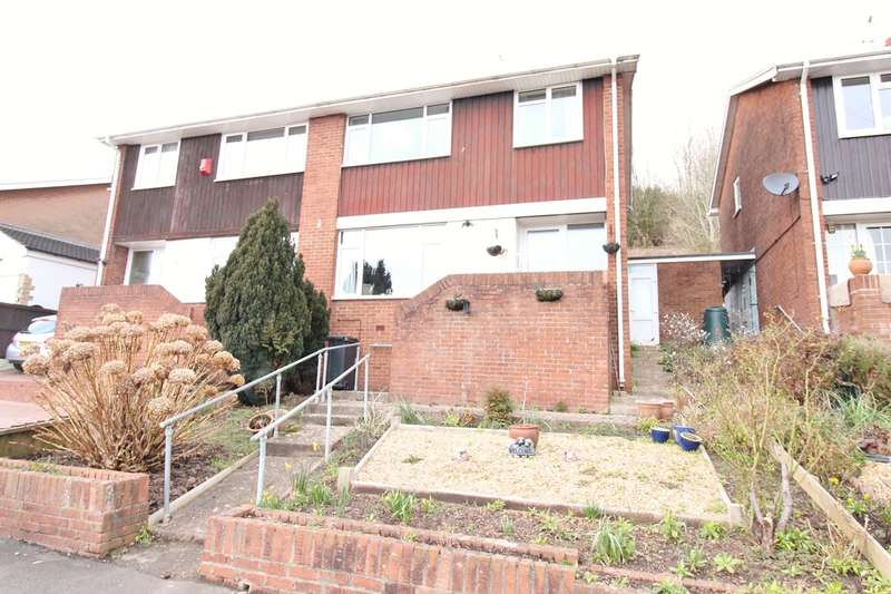 3 Bedrooms Semi Detached House for sale in Farmwood Close, Newport, NP19