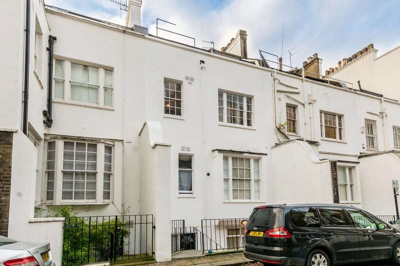 2 Bedrooms House for sale in Gloucester Mews, Hyde Park Estate, W2