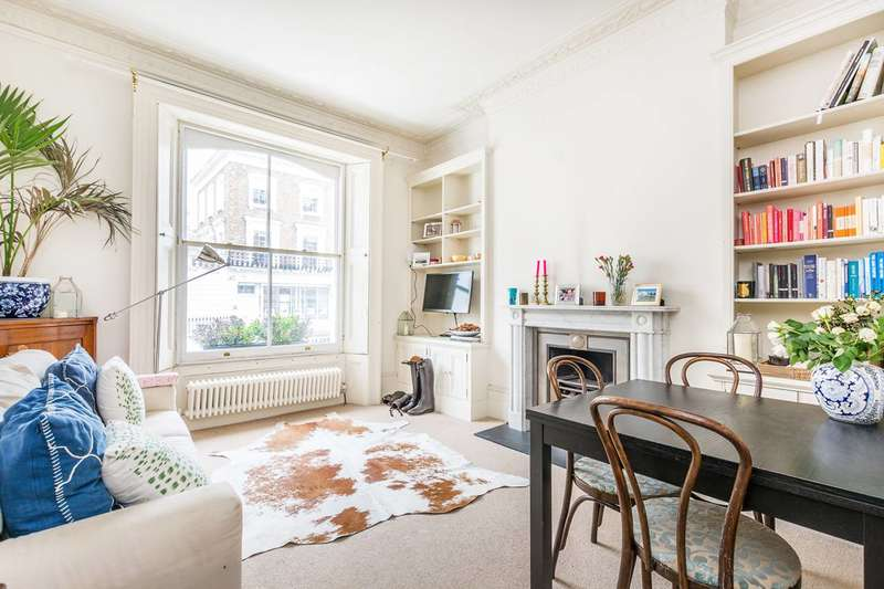 1 Bedroom Flat for sale in Alexander Street, Notting Hill, W2