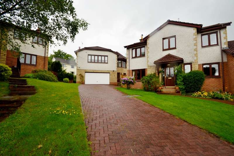 4 Bedrooms Detached House for rent in The Ness FK14
