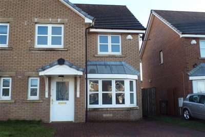 3 Bedrooms House for rent in Brown Court, Stepps, G33