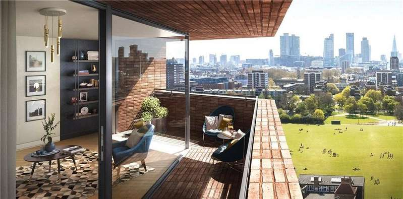 1 Bedroom Flat for sale in Anthology Hoxton Press, Penn Street, London, N1