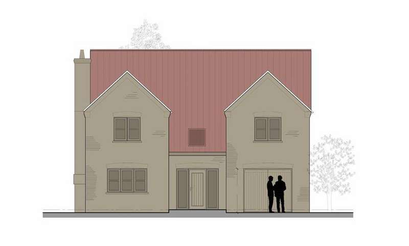 4 Bedrooms Detached House for sale in Heath Road, Scothern, Lincoln, Lincolnshire
