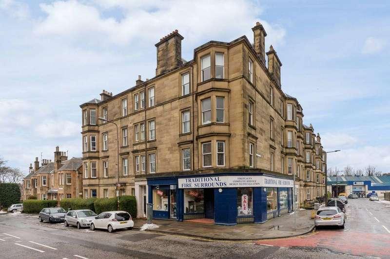 4 Bedrooms Maisonette Flat for sale in 85/9 Polwarth Gardens, Edinburgh, EH11 1LQ