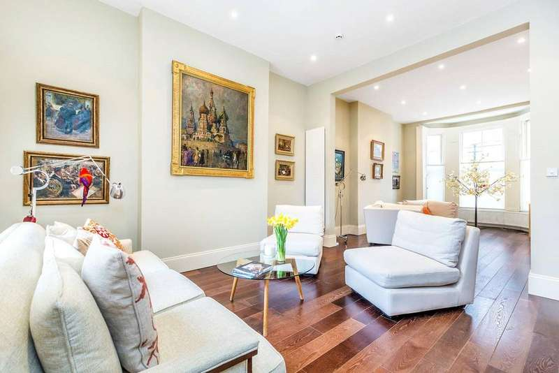 5 Bedrooms Terraced House for rent in Powis Gardens, Notting Hill, W11