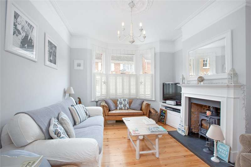 3 Bedrooms Terraced House for sale in St Marks Place, Windsor, Berkshire, SL4