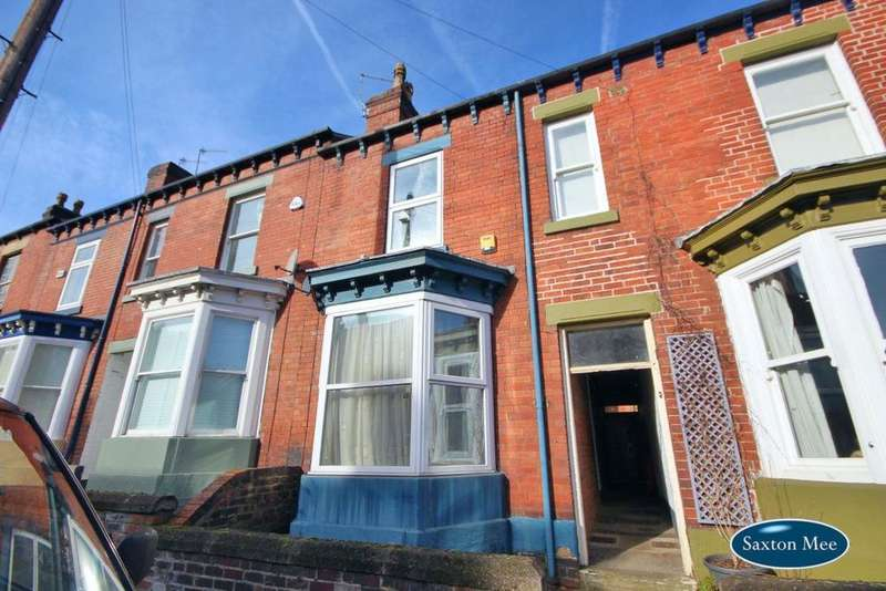 3 Bedrooms Terraced House for rent in 8 Onslow Road, Ecclesall, S11 7AF