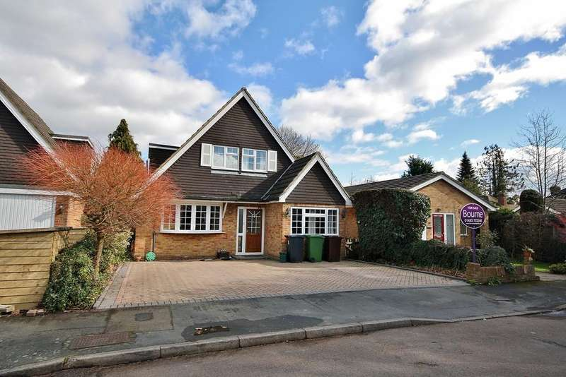 3 Bedrooms Detached House for sale in West End, Woking