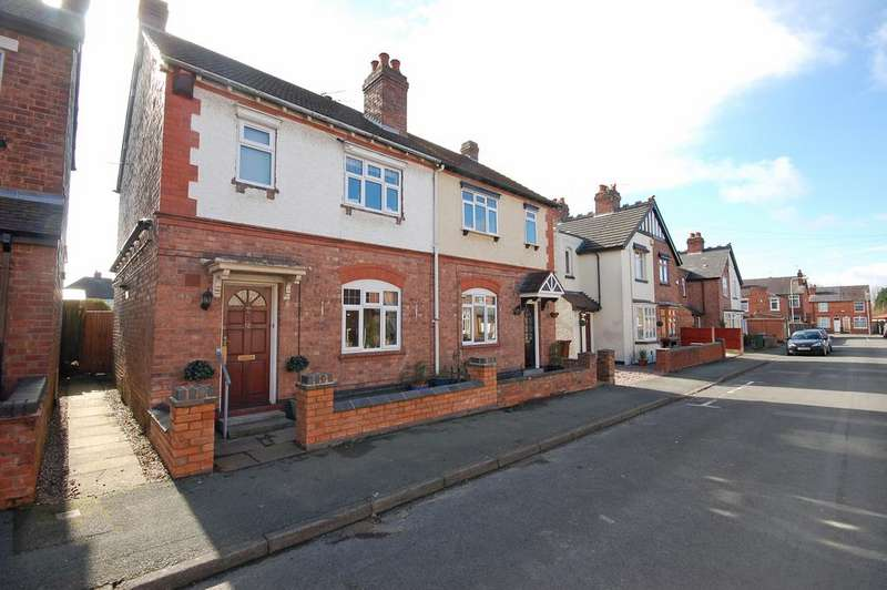 3 Bedrooms Semi Detached House for sale in WELLINGTON AVENUE, Bradmore, Wolverhampton WV3