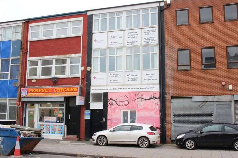 12 Bedrooms Flat for sale in Borough Road, Middlesbrough