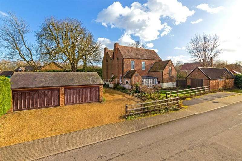 5 Bedrooms Detached House for sale in Tattenhoe