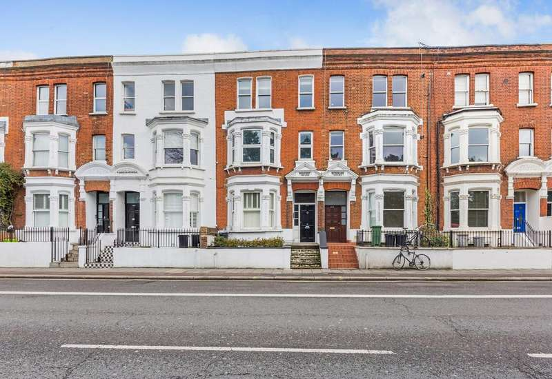 2 Bedrooms Flat for sale in Fulham SW6