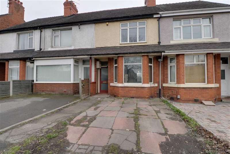 3 Bedrooms Terraced House for sale in Rising Brook, Stafford