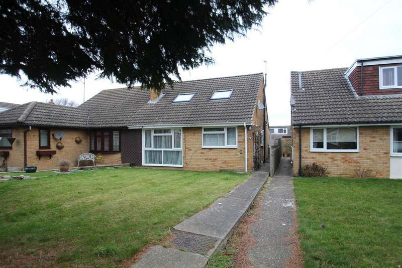3 Bedrooms Semi Detached House for sale in North Way, Potterspury, Towcester