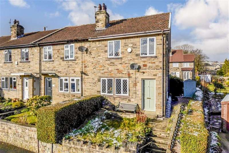 3 Bedrooms End Of Terrace House for sale in George Avenue, Birkby, Huddersfield, HD2