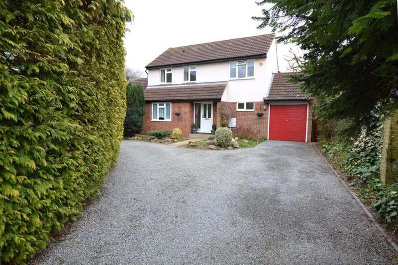 4 Bedrooms Detached House for sale in Glanmire, Billericay, Essex, CM11