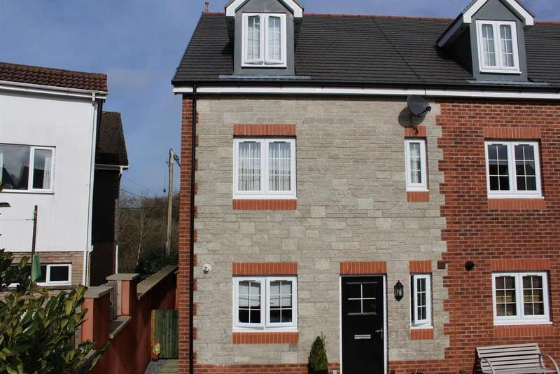 4 Bedrooms Semi Detached House for sale in Parc Yr Hendre, Tycroes, Ammanford