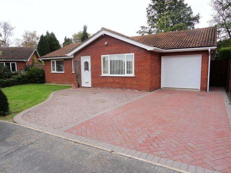 3 Bedrooms Bungalow for sale in Mansell Close, Spalding