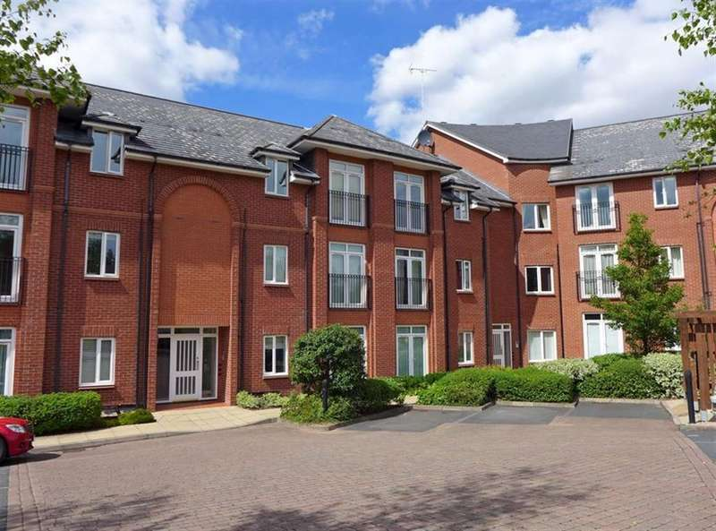 2 Bedrooms Apartment Flat for rent in The Stewponey, Stourton