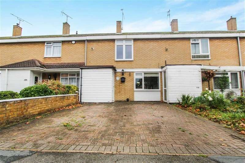 2 Bedrooms Terraced House for sale in Great Knightleys, Basildon, Essex