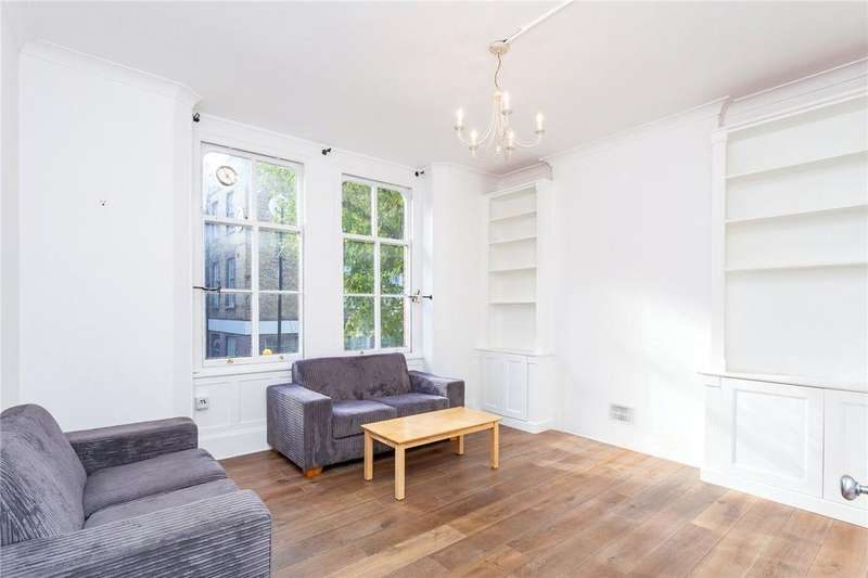 2 Bedrooms Flat for sale in Cross Street, London, N1