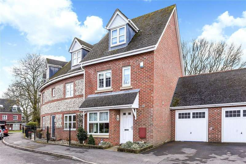 4 Bedrooms House for sale in Goldcrest Way, Four Marks, Alton, Hampshire