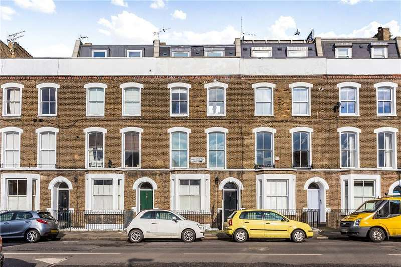 3 Bedrooms Maisonette Flat for sale in Westbourne Road, London, N7