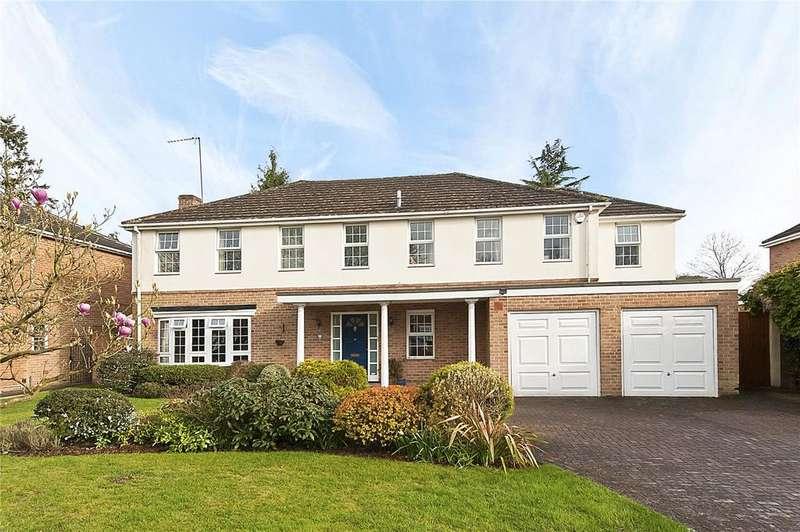 5 Bedrooms Detached House for rent in Pine Walk, Cobham, Surrey, KT11