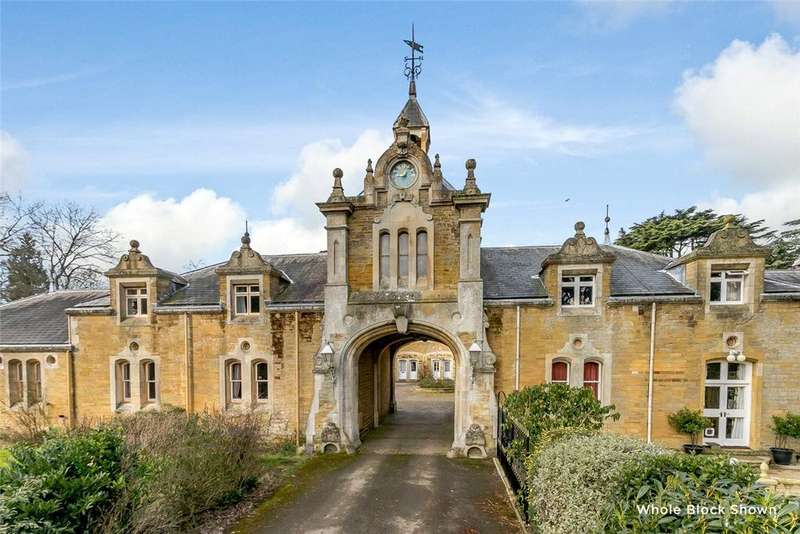 4 Bedrooms House for sale in Tower Court, Overstone Park, Overstone, Northampton, NN6