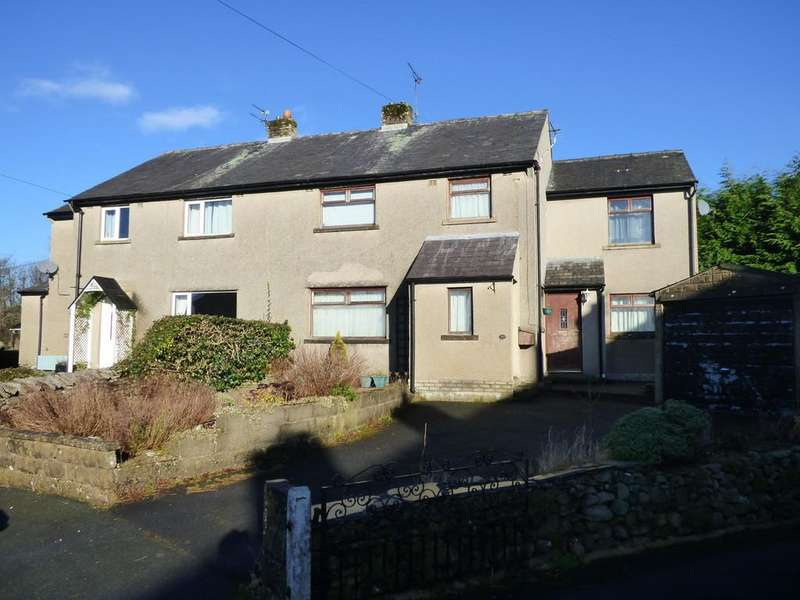 4 Bedrooms Semi Detached House for sale in 10 Riversdale, Giggleswick