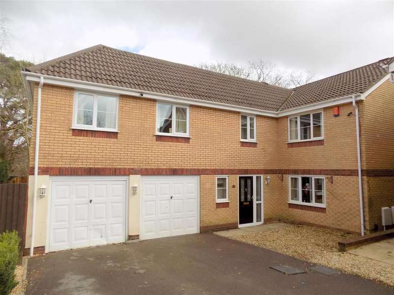 4 Bedrooms House for sale in Ffynnon Dawel, Aberdulais, Neath