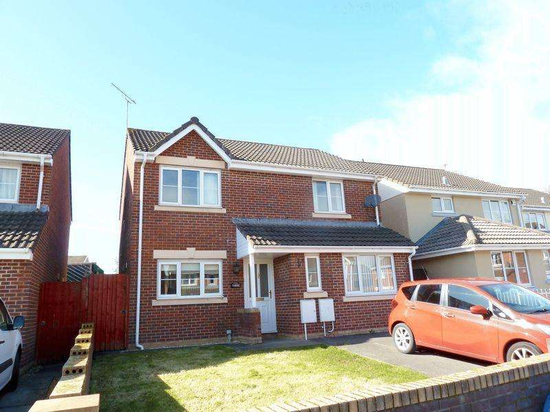 4 Bedrooms Detached House for rent in Sibrwd Y Dail Penyfai Bridgend CF31 4GB