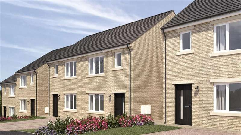 3 Bedrooms Semi Detached House for sale in Lairds Way, Penistone, Sheffield, S36