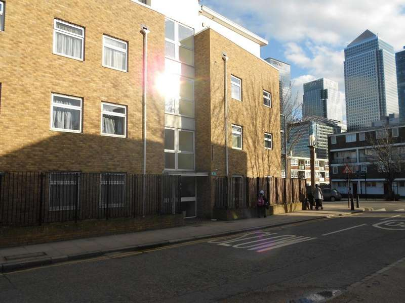 1 Bedroom Ground Flat for sale in Whitehorse, London, E14
