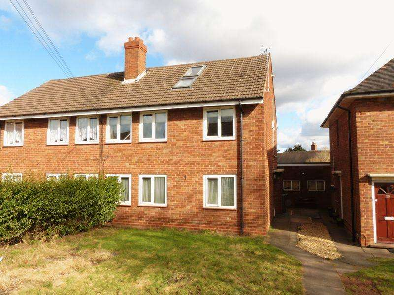 2 Bedrooms Maisonette Flat for sale in Felstone Road, Birmingham