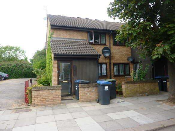 1 Bedroom Maisonette Flat for sale in Mandeville Road, Enfield