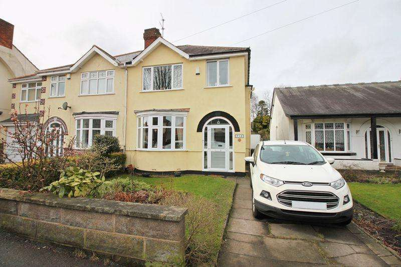 3 Bedrooms House for sale in Claremont Road, Sedgley, DY3 1HN