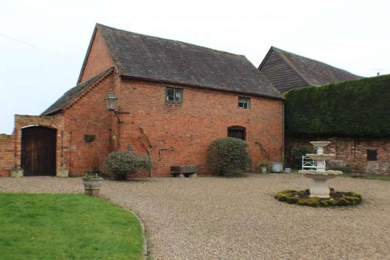 1 Bedroom Detached House for rent in Gateley Farm, Bryans Green, Cutnall Green WR9