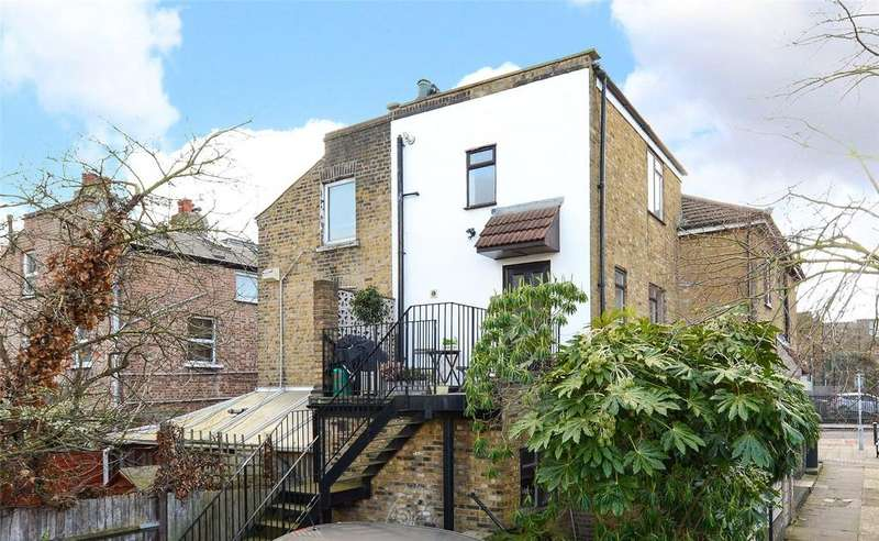 1 Bedroom Maisonette Flat for sale in Grove Vale, East Dulwich, SE22