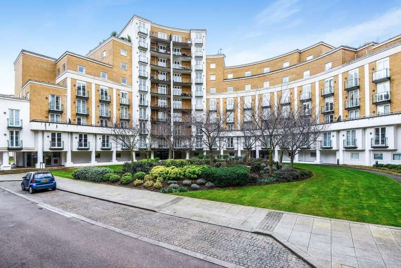 2 Bedrooms Flat for sale in Palgrave Gardens, London, NW1, NW1