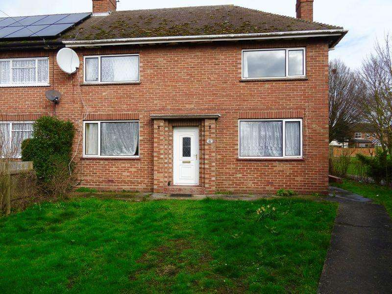 3 Bedrooms Semi Detached House for sale in Laburnum Grove, Spalding