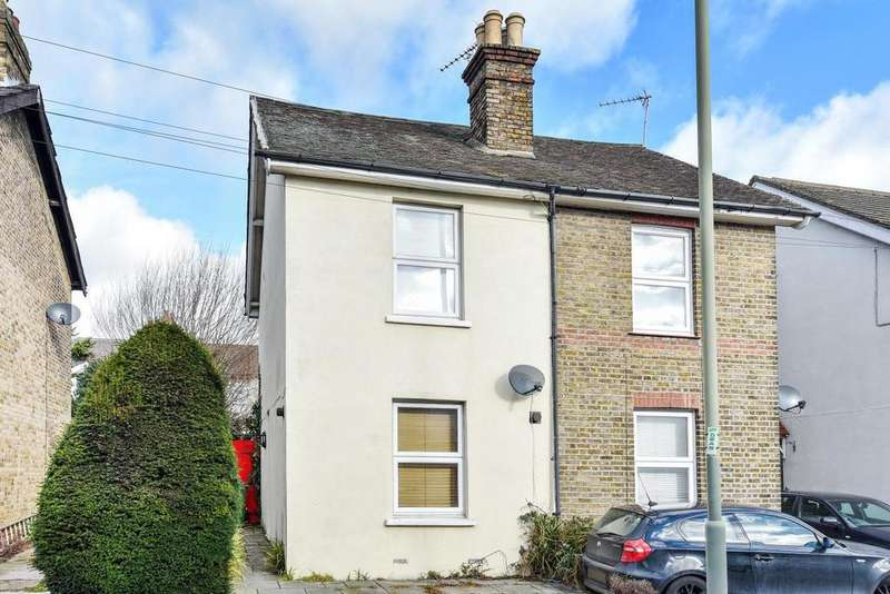 2 Bedrooms Semi Detached House for sale in Albany Road, Chislehurst